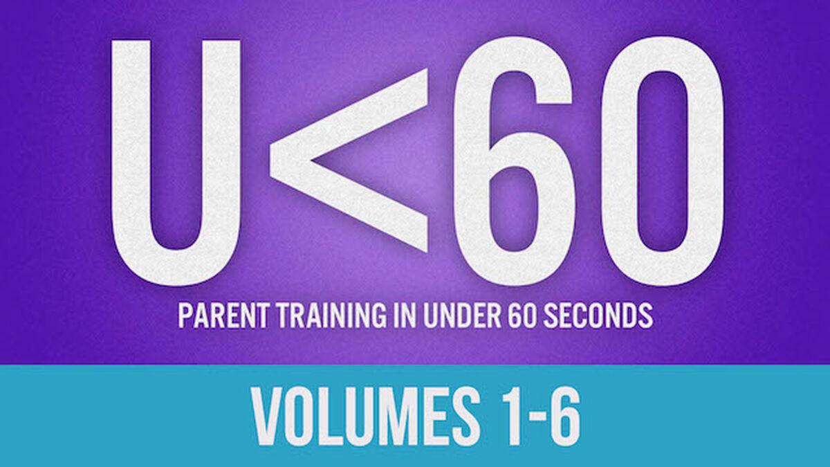 U<60 Training Videos: Parent Edition image number null