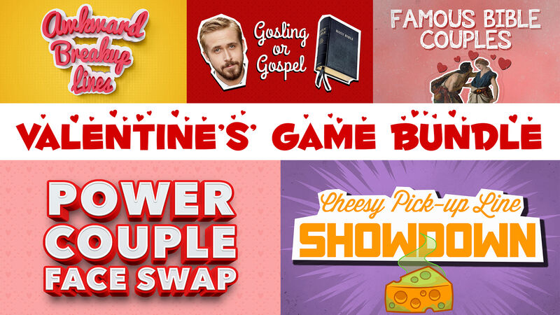 Sweetheart of a Deal! 5 Game Love-Themed Bundle
