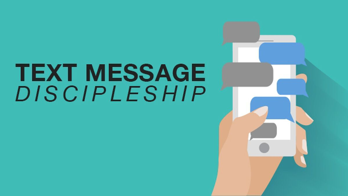 Text Message Discipleship: 30 for 30 image number null