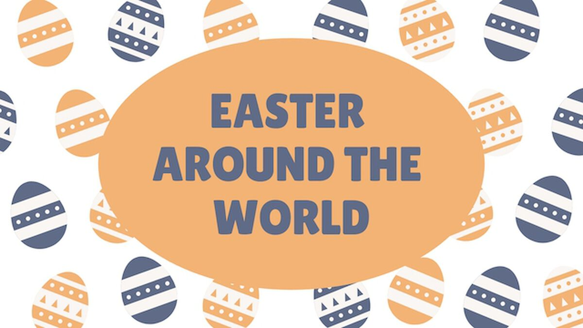 Easter Around the World  image number null