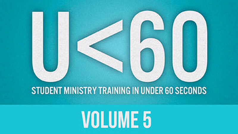 60 Second Volunteer Training Videos: Volume 5