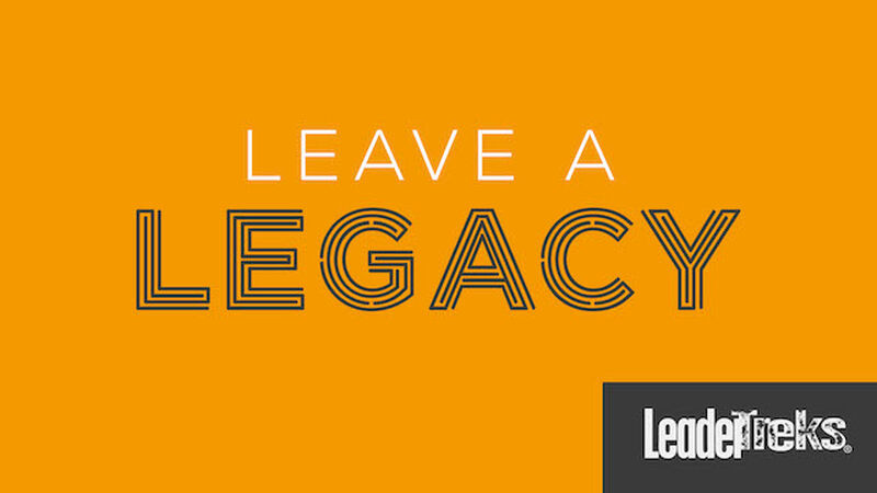 Student Leaders Leave A Legacy