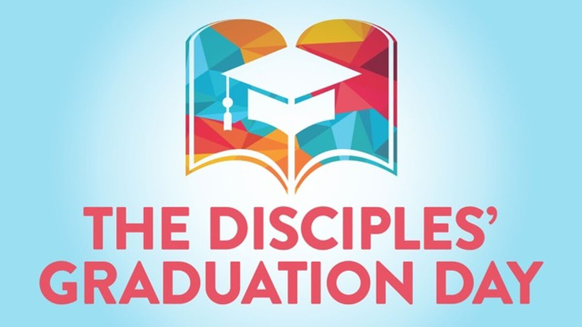 The Disciples' Graduation Day image number null