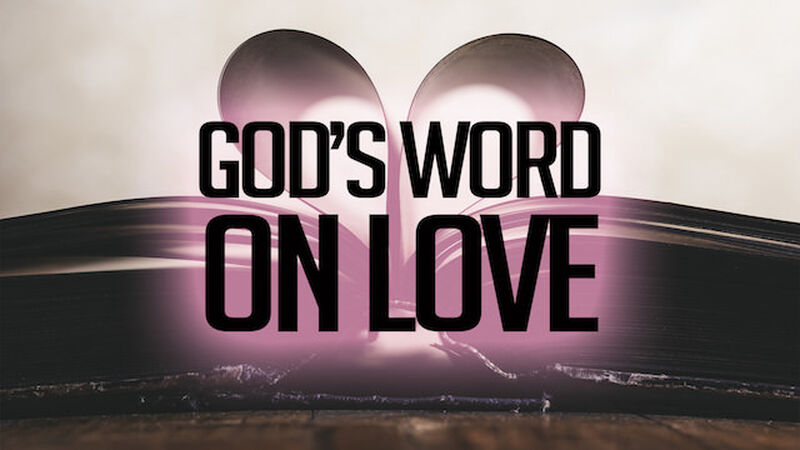 God's Word on Love Devotional