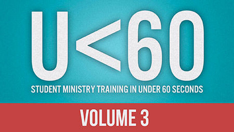 60 Second Volunteer Training Videos: Volume 3