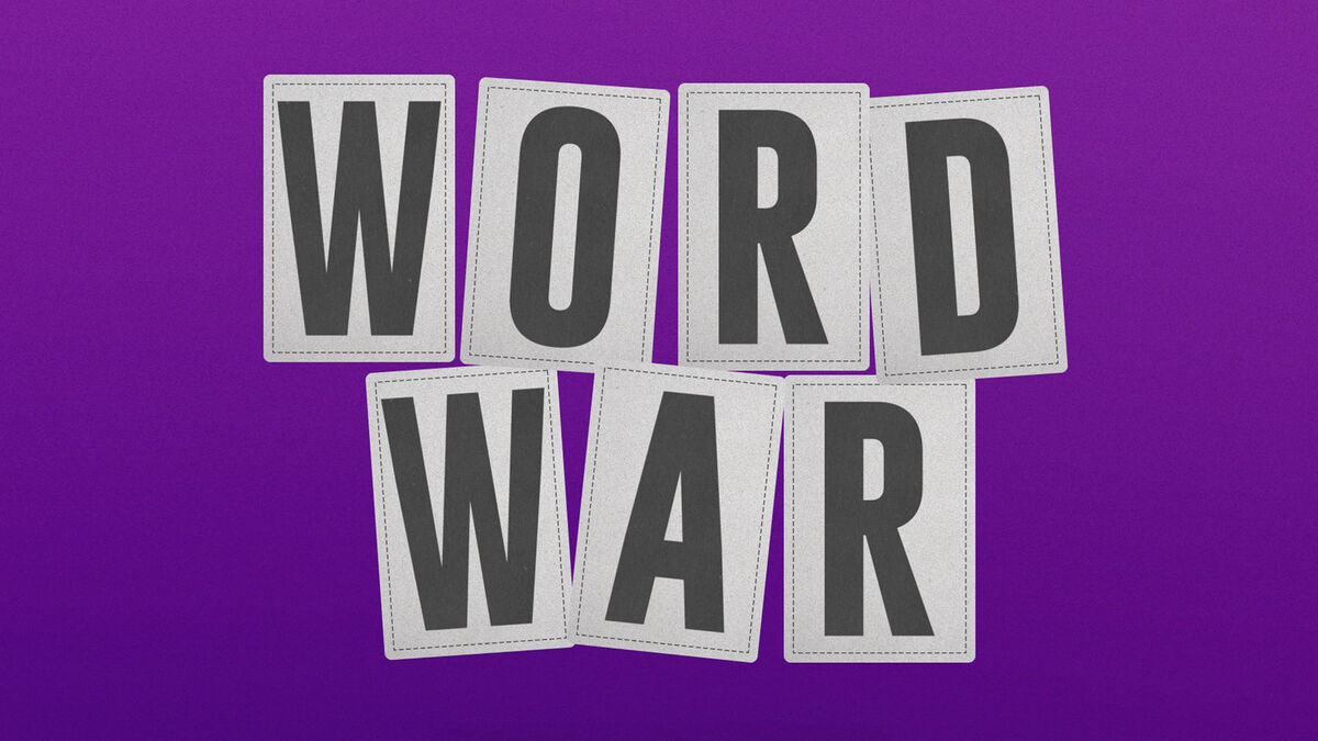 Word War image number null
