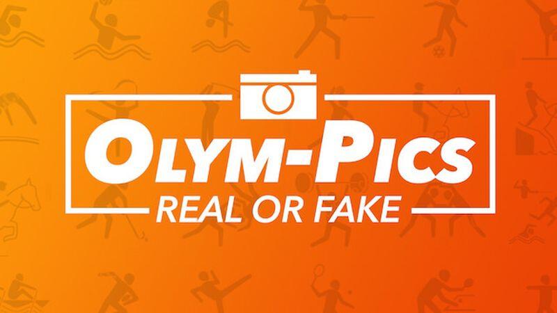 Olym-Pics: Real or Fake