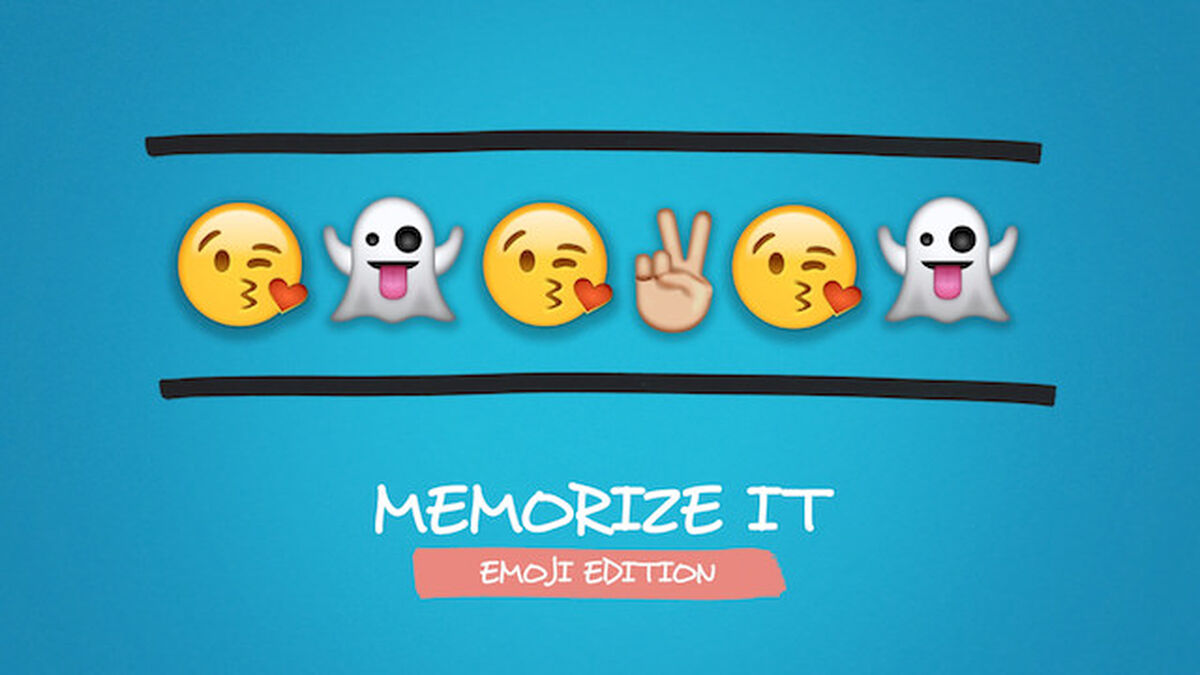 Memorize It: Emoji Edition image number null