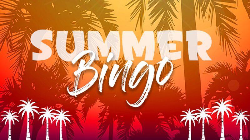 Summer Adventure Bingo