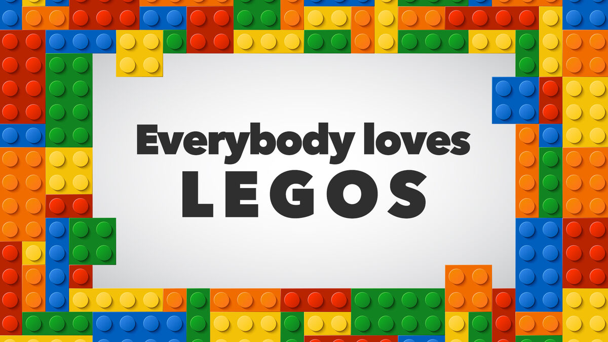 Everybody Loves Legos image number null