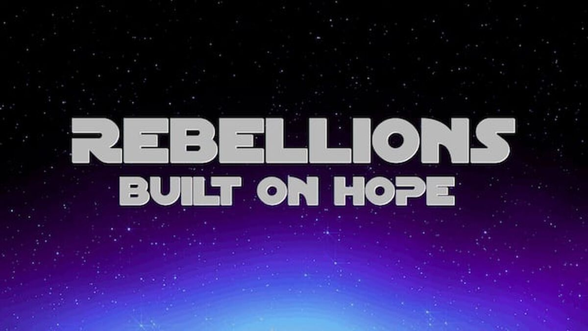Rebellions: Built on Hope image number null