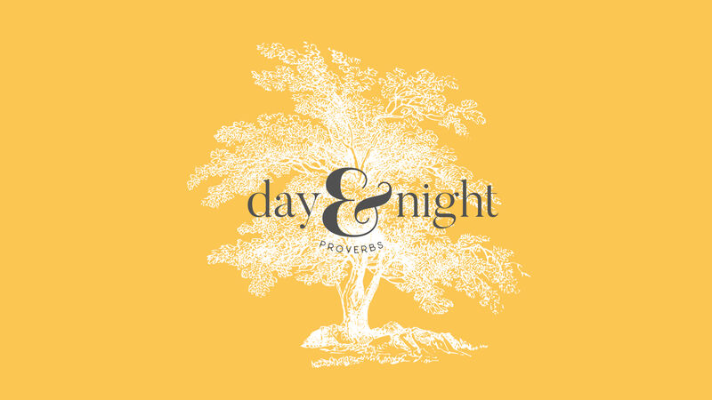 Day & Night Devotional In Proverbs