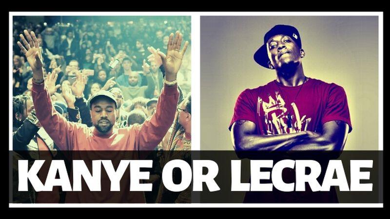 Kanye or Lecrae