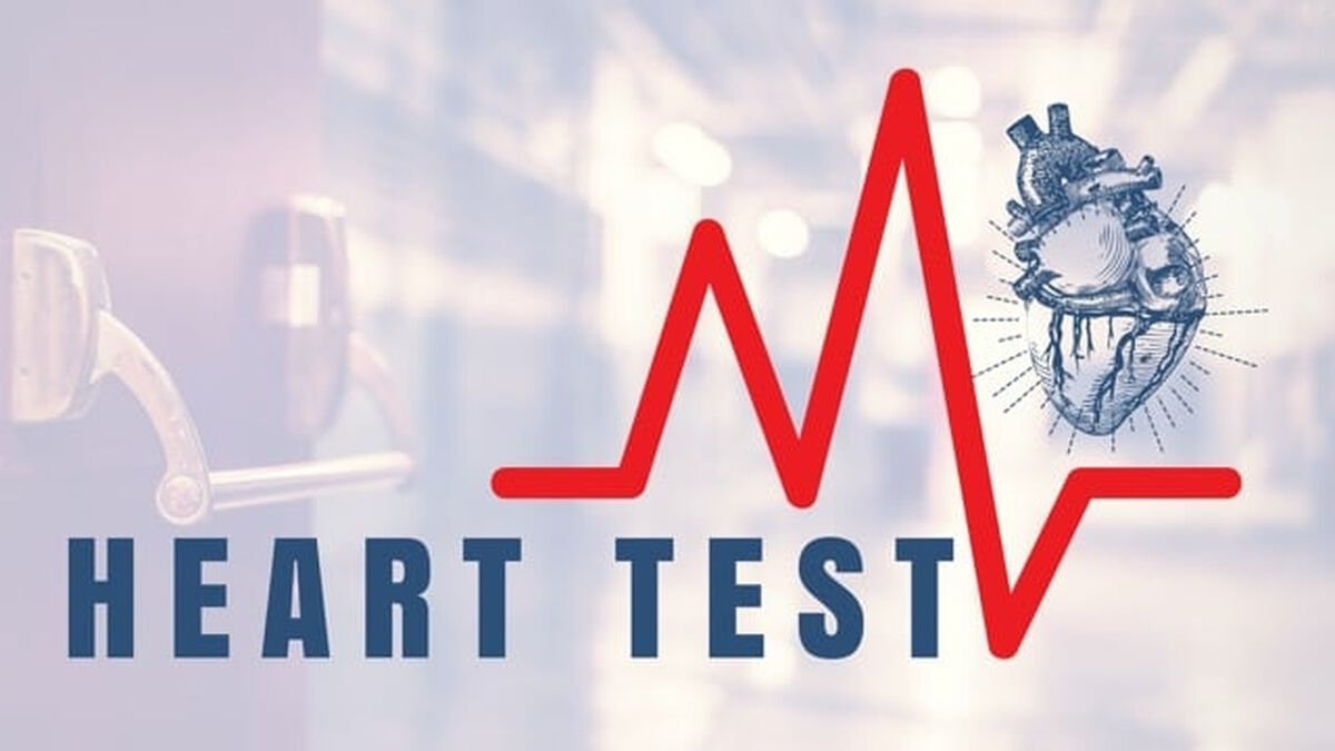 Heart Test image number null