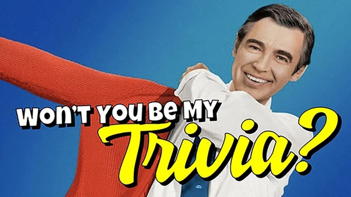Won't You Be My Trivia? image number null