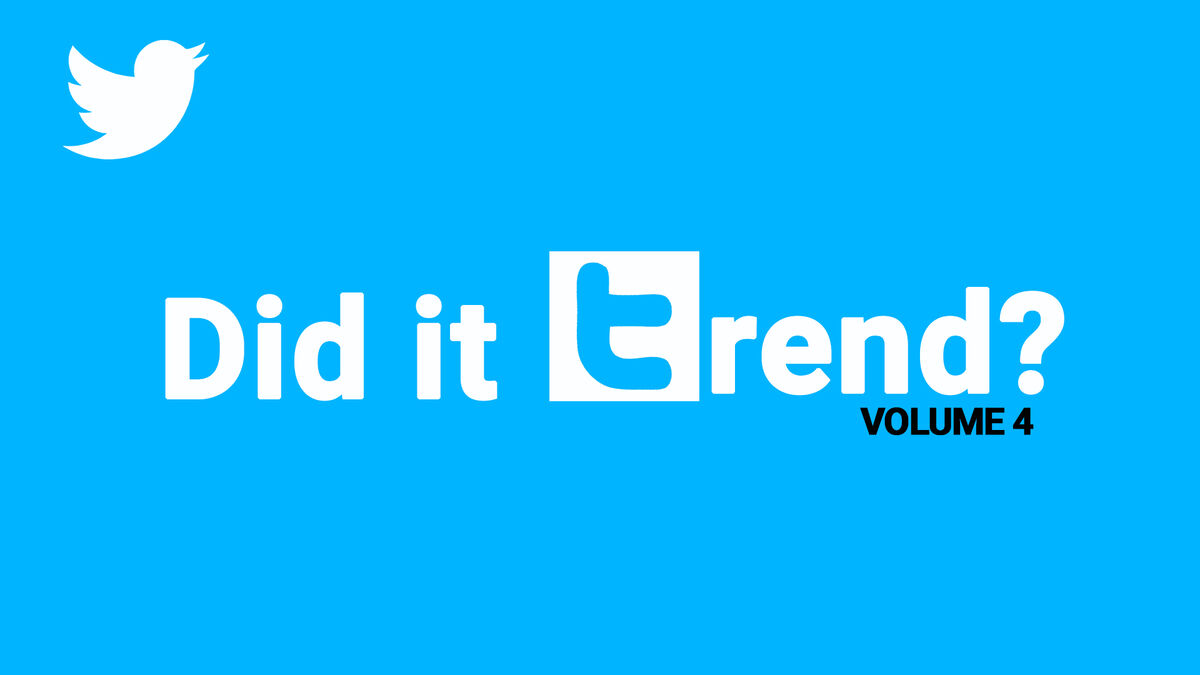 Did It Trend Volume 4 image number null
