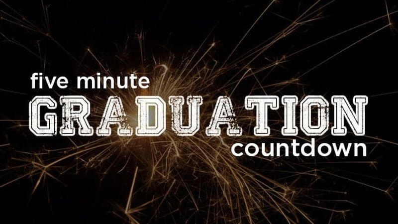The Graduation Countdown