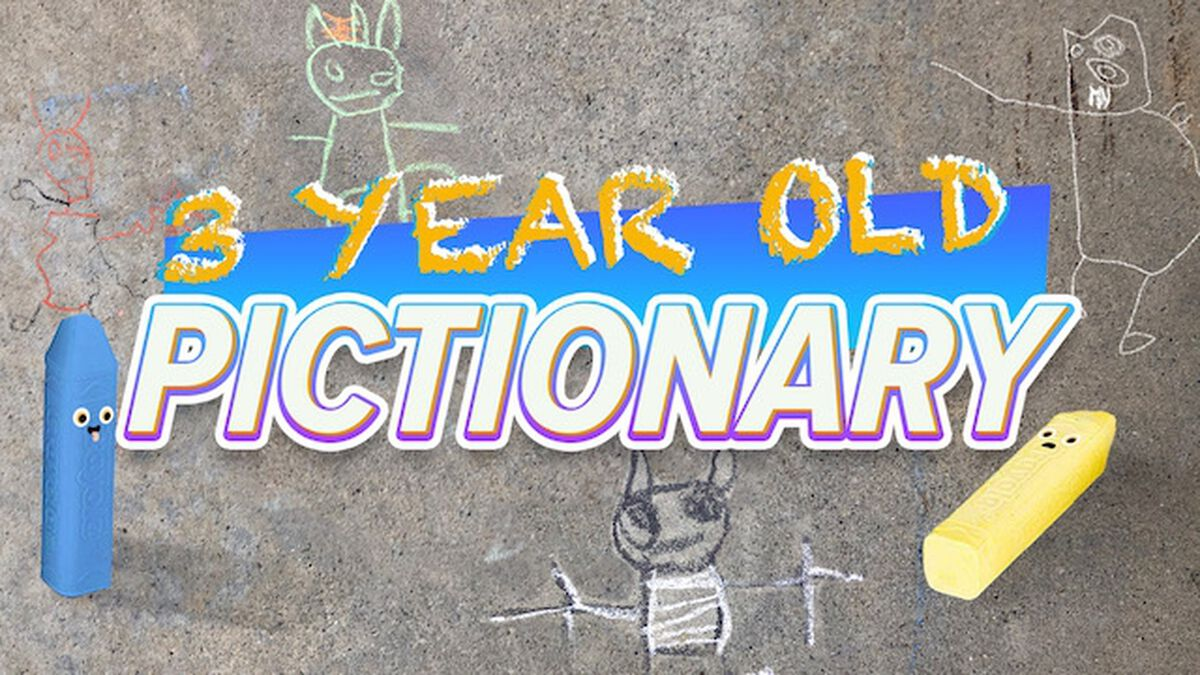 3 Year Old Pictionary image number null