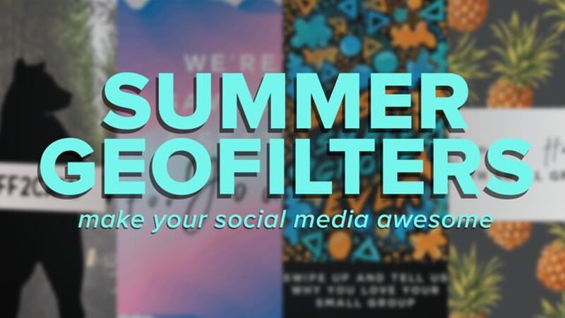 GeoFilters: Spring/Summer