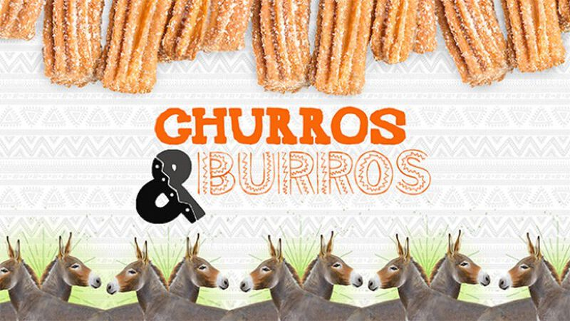 Churros and Burros
