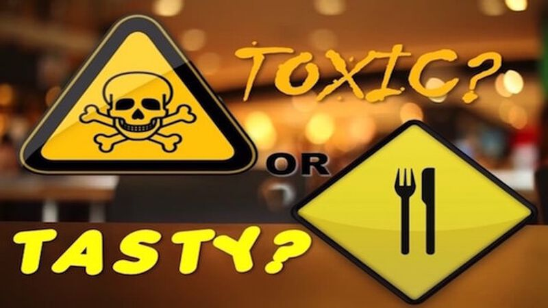 Toxic or Tasty Game