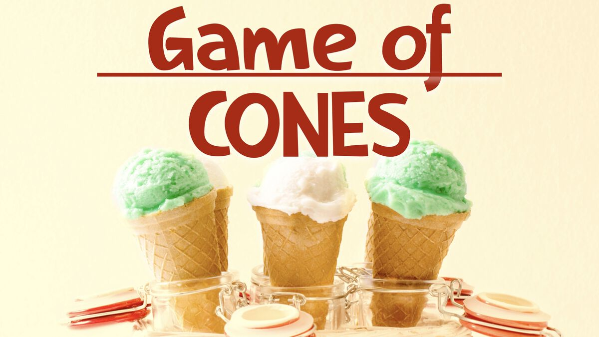 Game of Cones  image number null