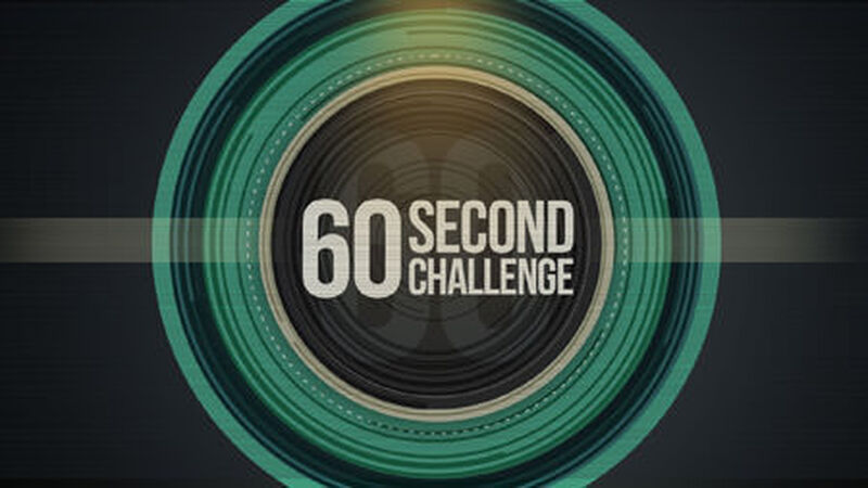 60-Second Challenge Timer