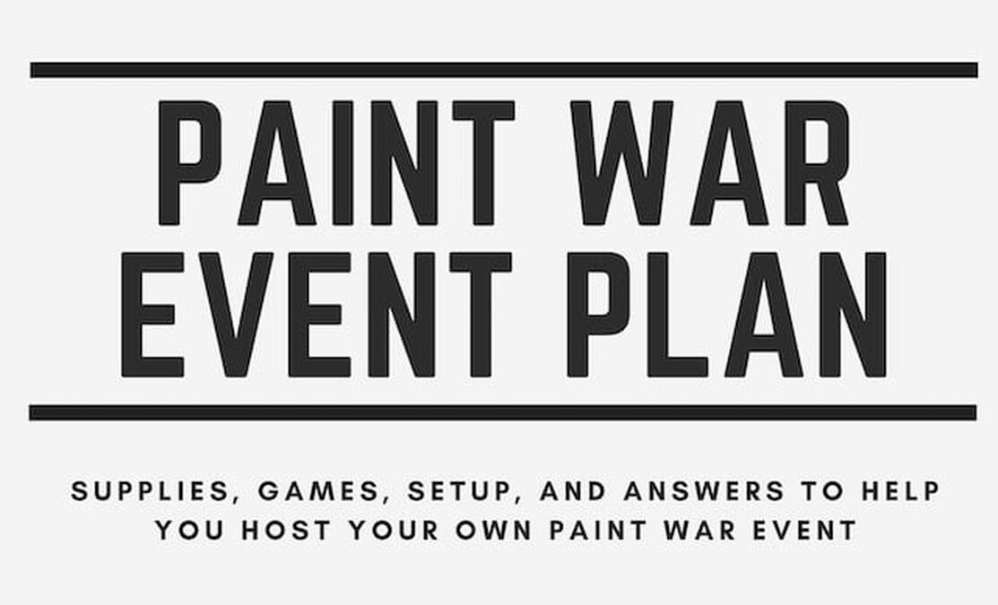Paint War Event Plan image number null