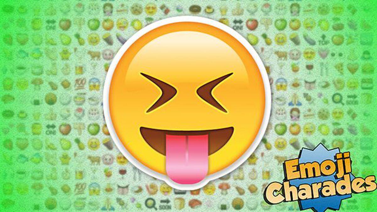 Emoji Charades Vol 3 image number null