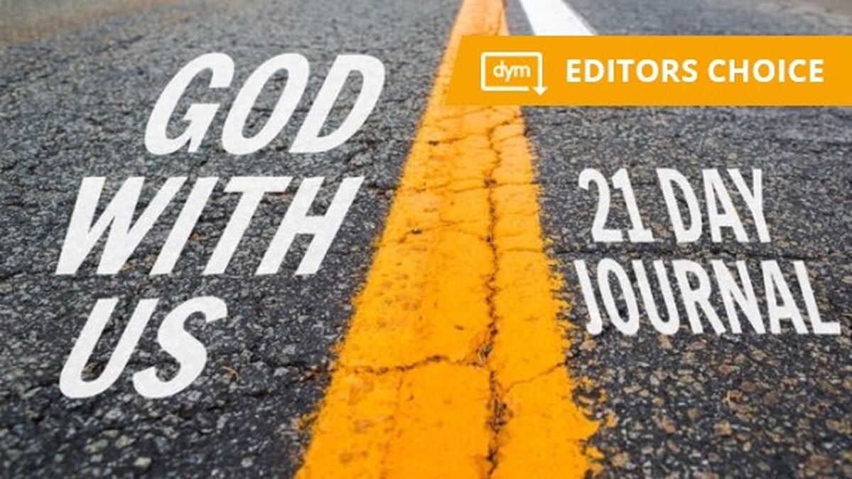 God With Us: 21-Day Journal image number null