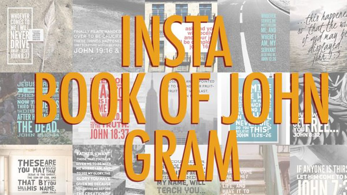 Insta-Book-of-John-Gram image number null