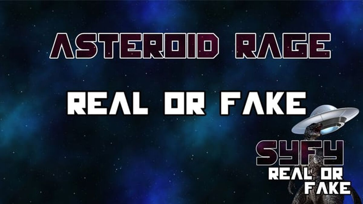 Syfy Real or Fake image number null