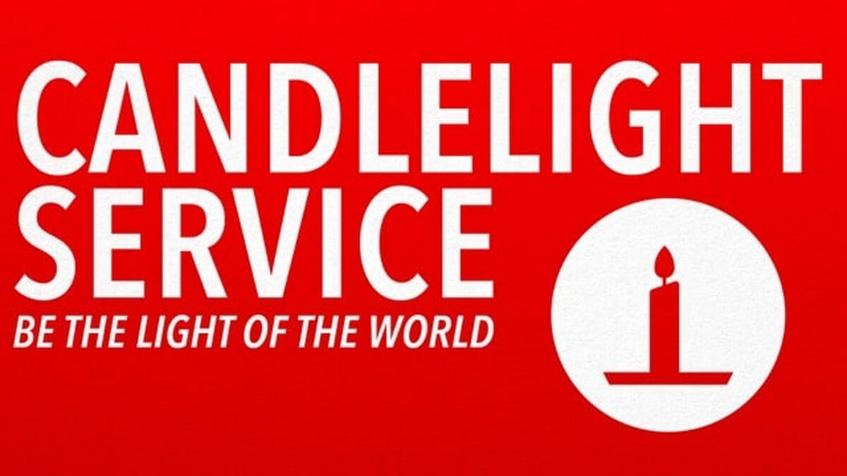 Candlelight Service image number null