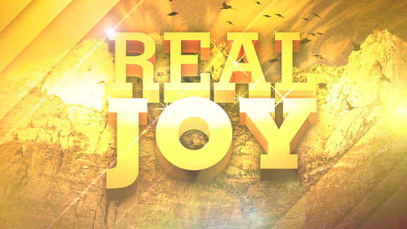 Real Joy: Pain is Part of the Process