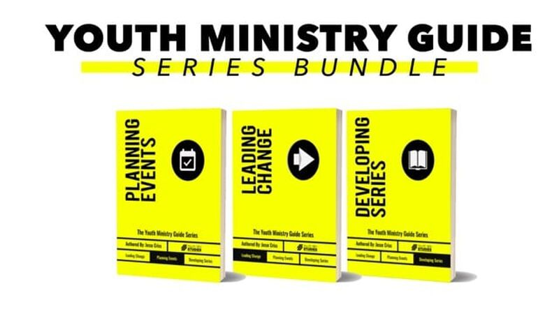 Youth Ministry Guide Series Bundle