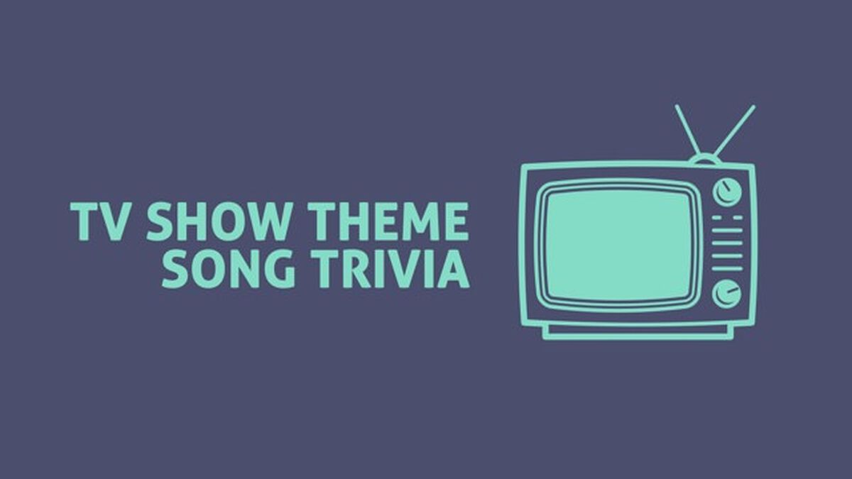 TV Show Theme Song Trivia image number null