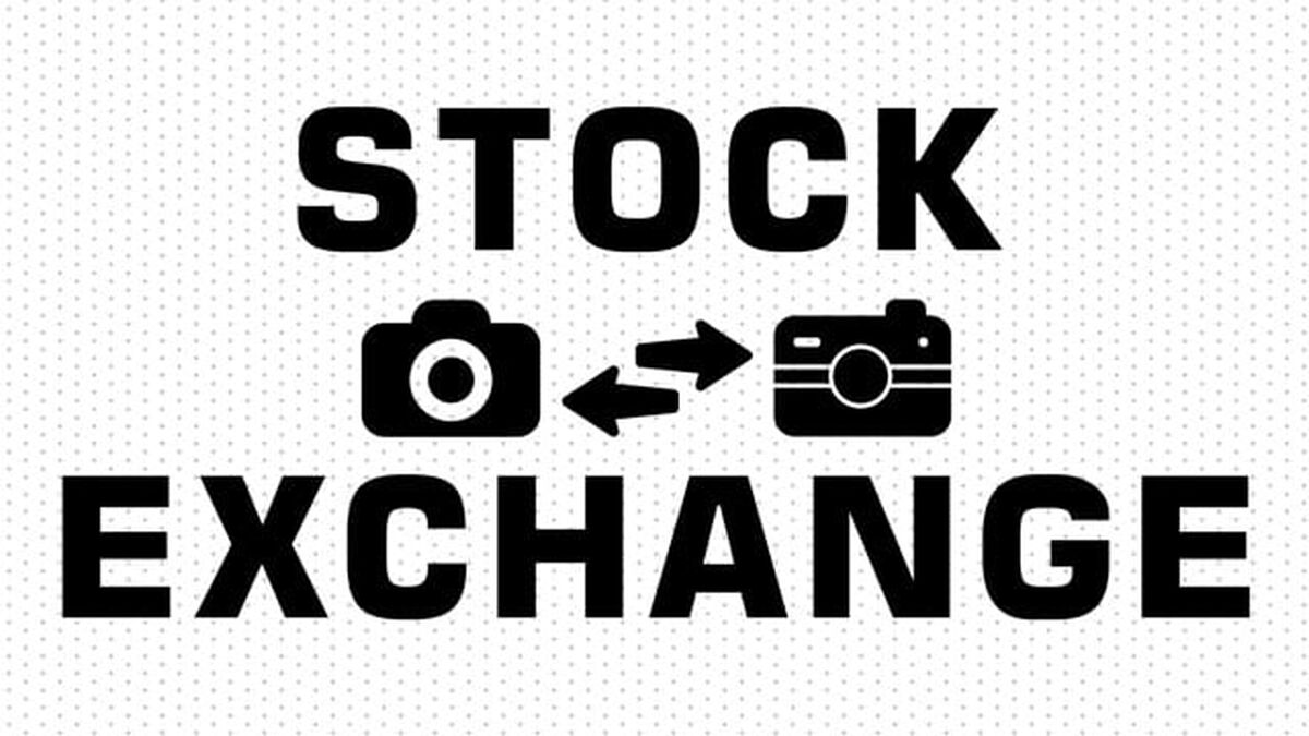 Stock Exchange image number null