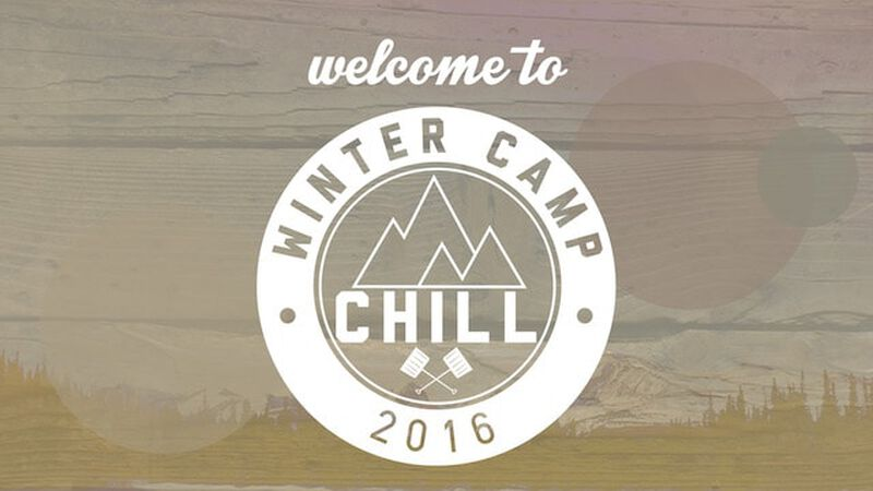 CHILL Winter Camp 2017/18 Graphic/Video Package