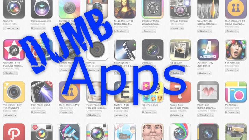 Dumb Apps