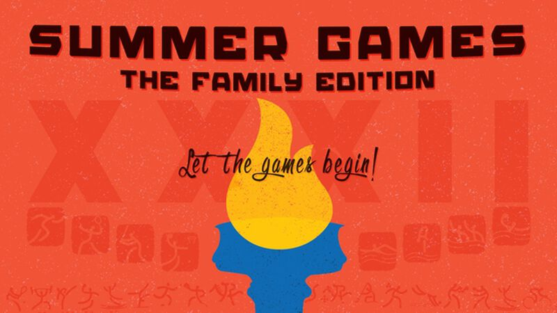 Summer Games - The Family Edition