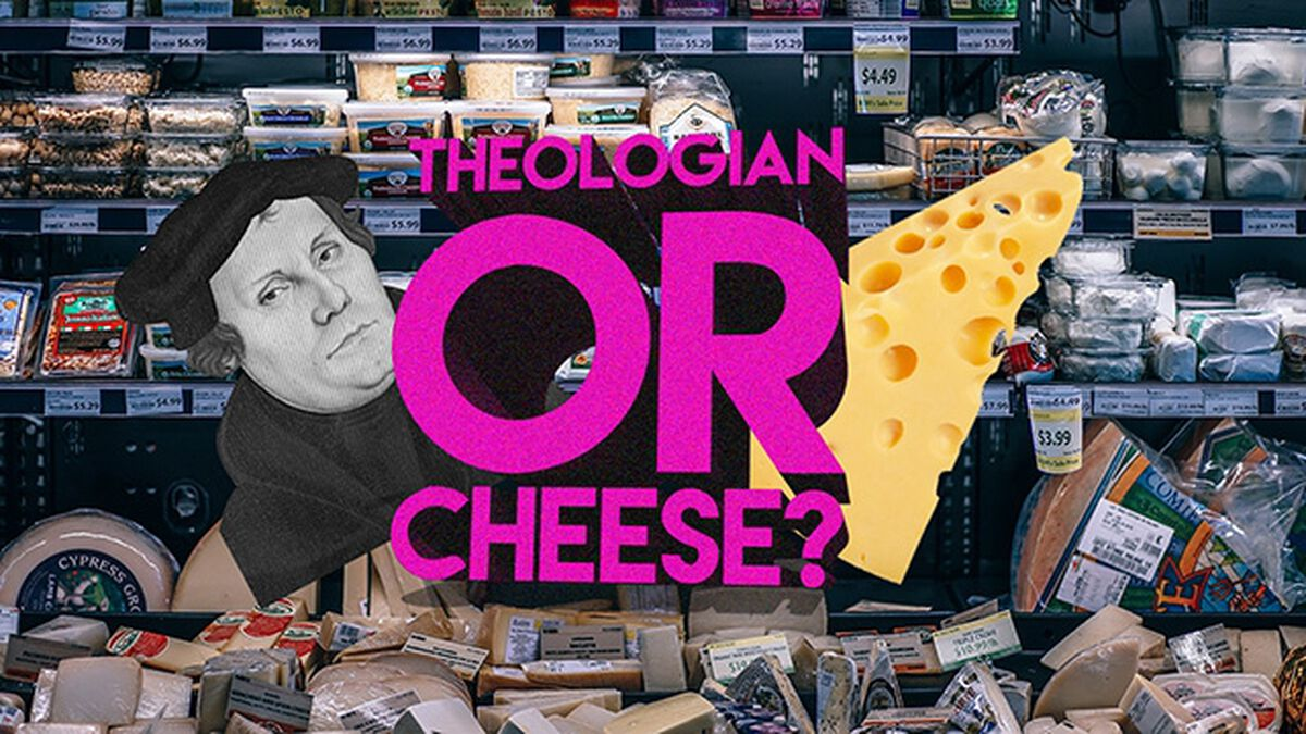 Theologian or Cheese Volume 3 image number null