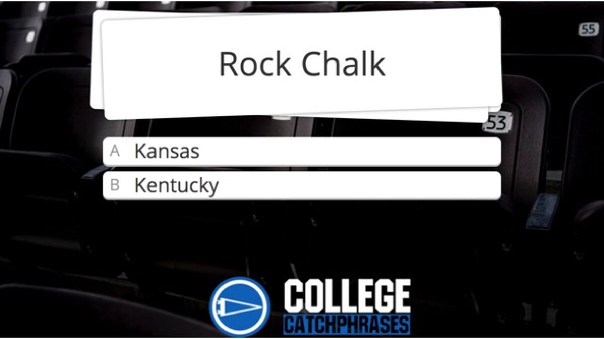 College Catchphrases image number null