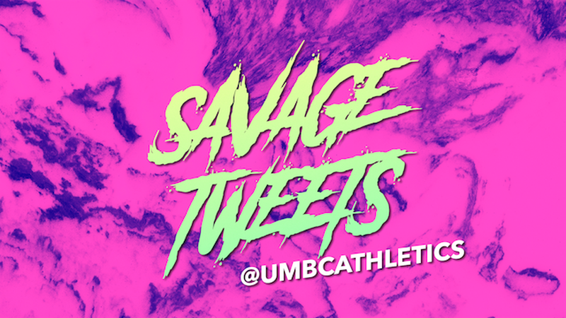 Savage Tweets: UMBC Edition