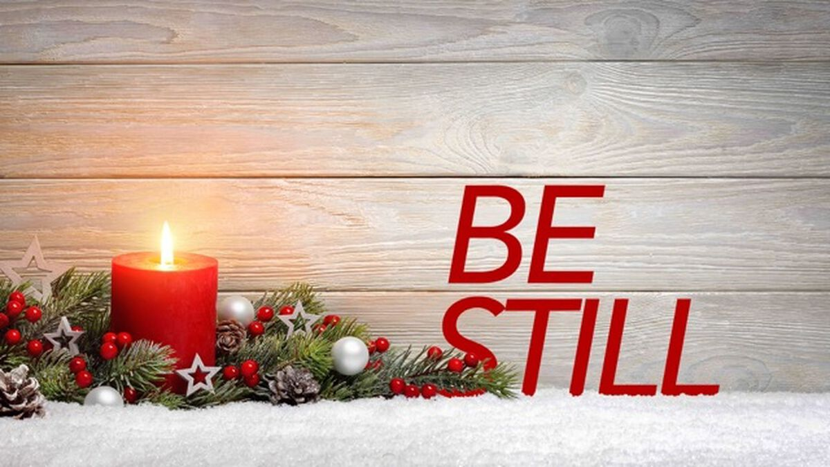 Be Still: A Worship Experience image number null