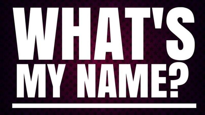 Pixelate What's My Name?