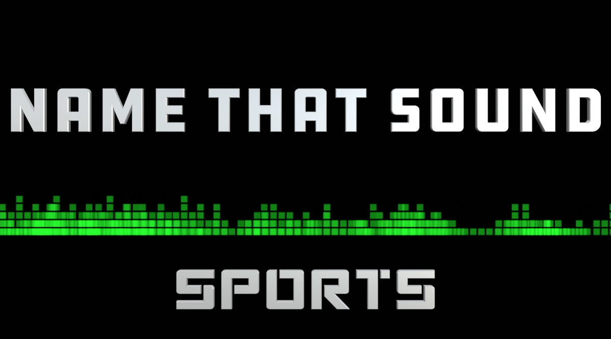 Name That Sound: Sports image number null
