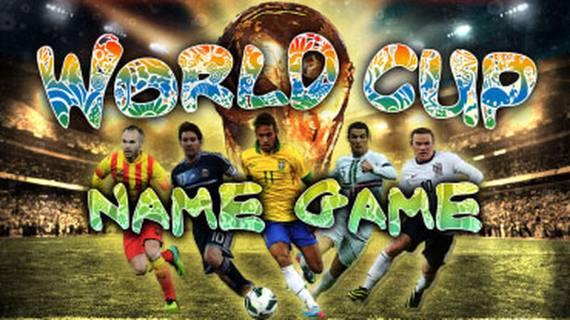 World Cup Name Game
