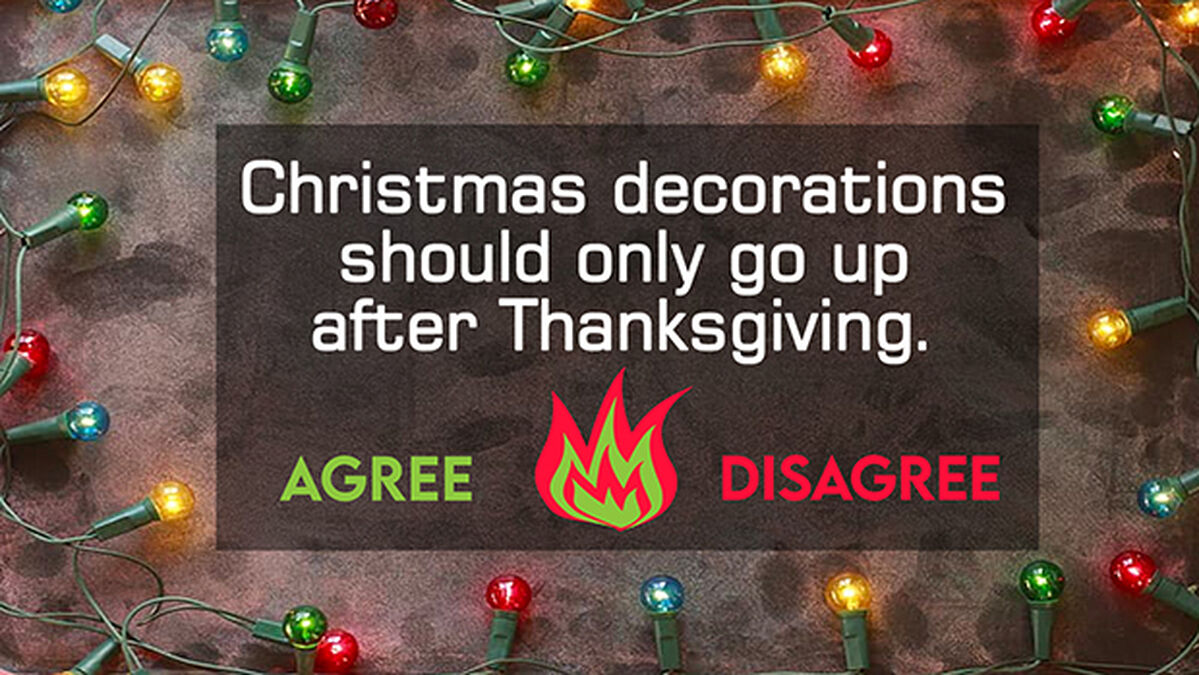 Hot Takes for Christmas image number null
