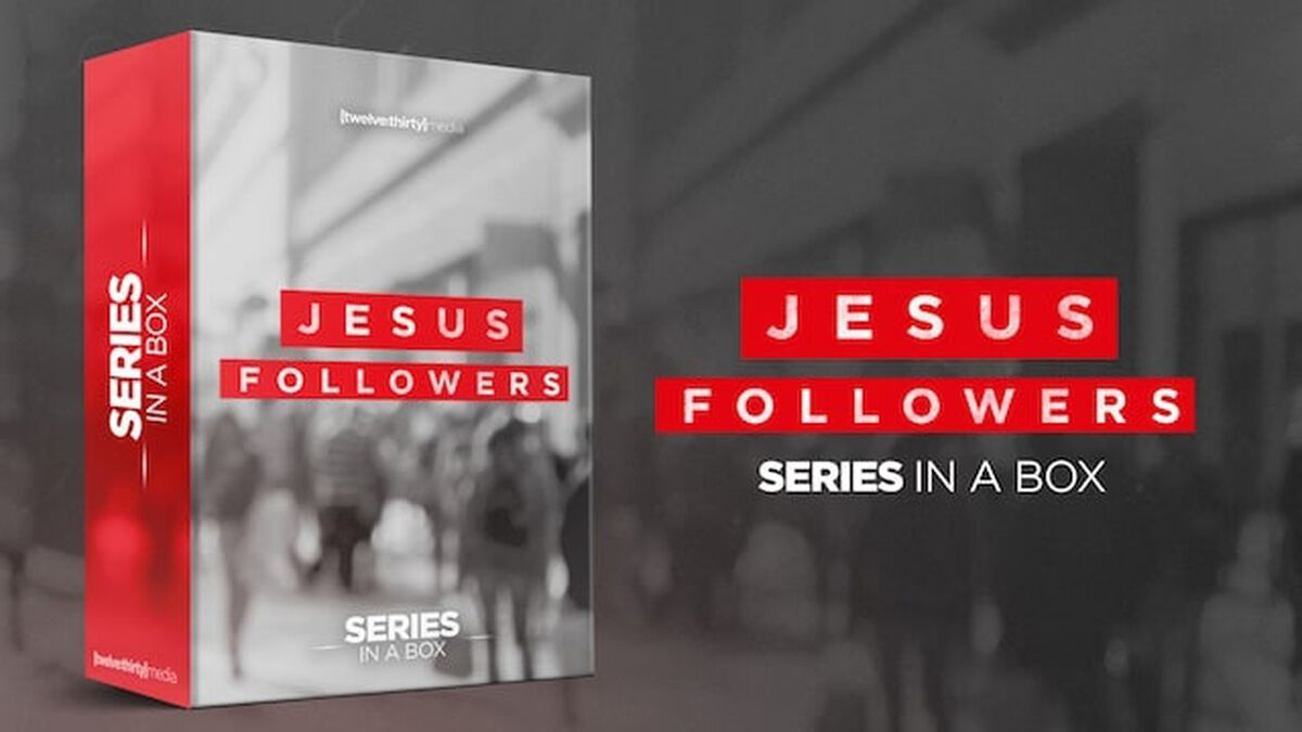 Jesus Followers Series: Creative Elements image number null