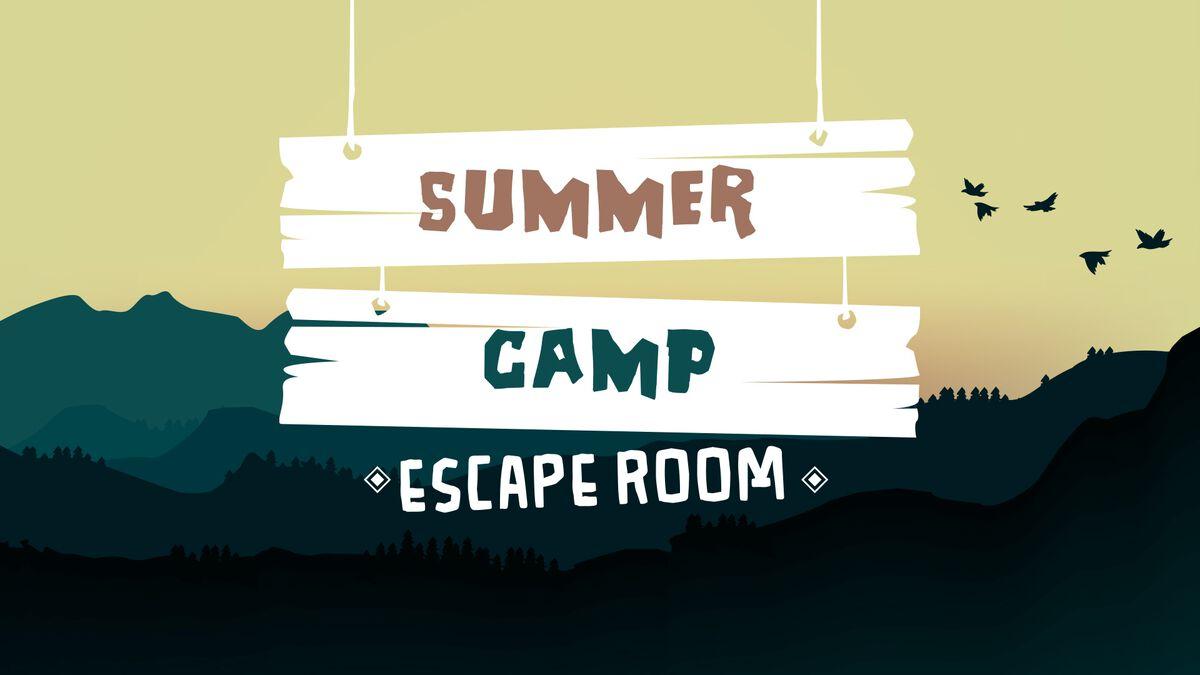 Digital Escape Room: Summer Camp Edition  image number null